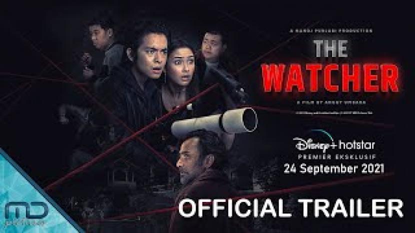 Film The Watcher.