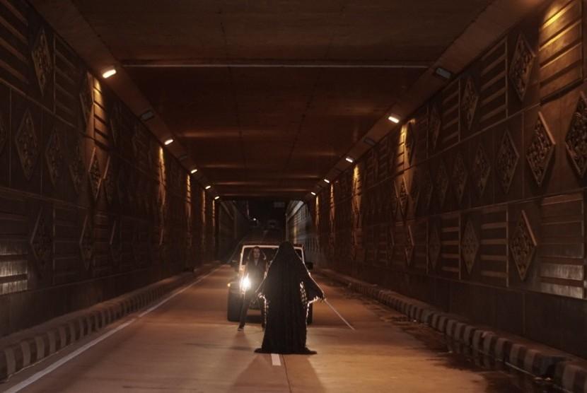 Film thriller horor terbaru berjudul 'Jangan Sendirian'.