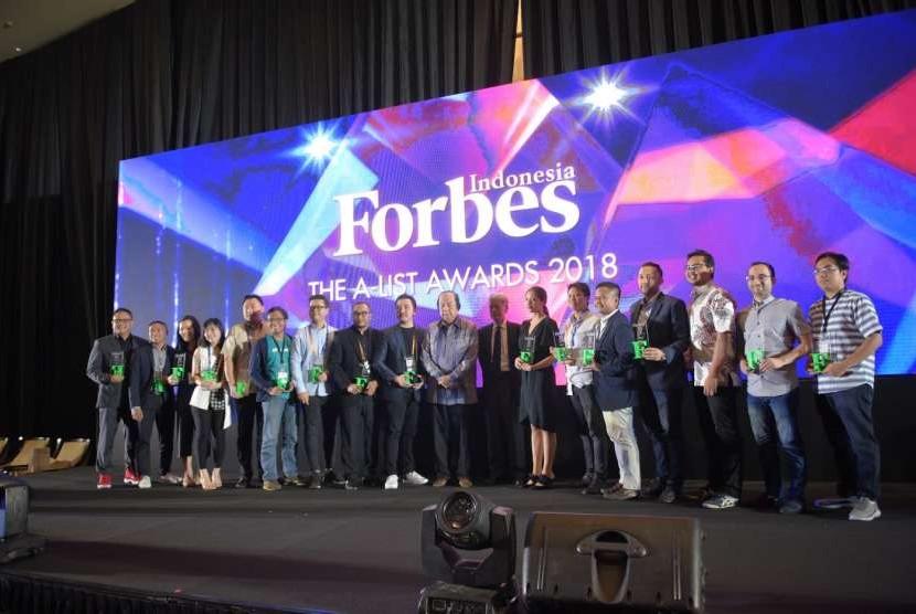 Financial technologi Amartha meraih penghargaan 30 Promising Growth-stage Startups 2018 dari Forbes Indonesia.