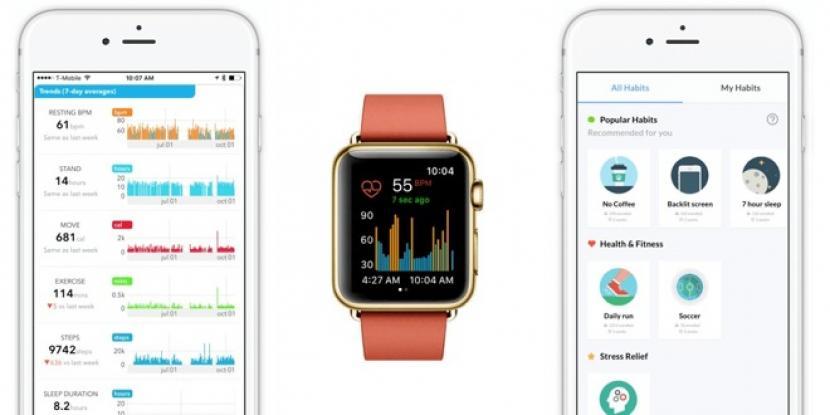 Apple Watch Memungkinan Pantau Respons Tubuh Terhadap Corona Republika Online