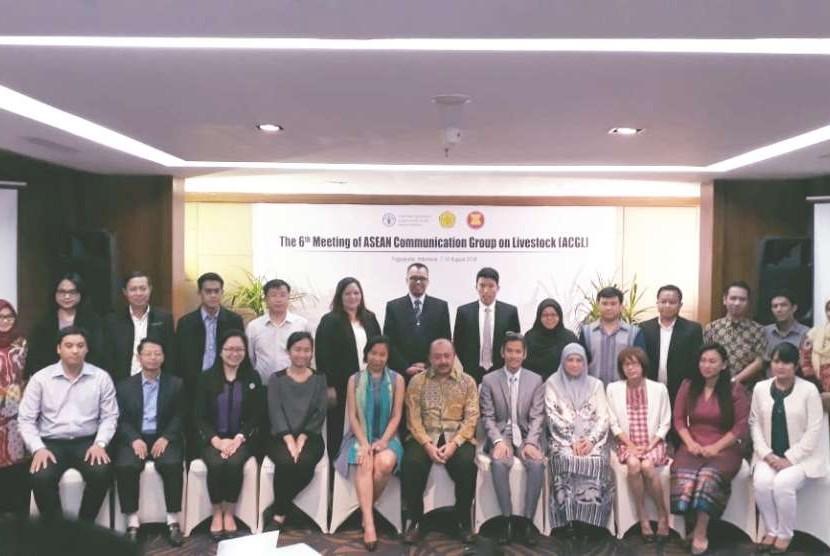 Forum strategi komunikasi kesehatan hewan regional ASEAN digelar di Yogyakarta