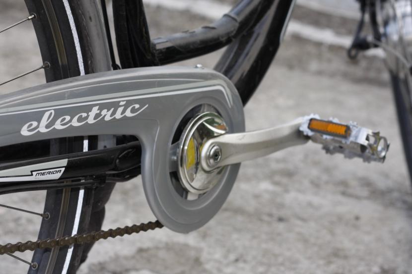 Perusahaan sepeda asal AS, Zooz Bikes, merilis tiga sepeda listrik bermodel BMX (Foto: ilustrasi sepeda elektrik)