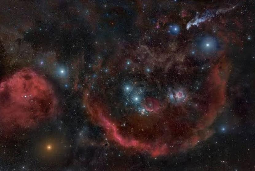 Ilmuwan Sebut Bintang Betelgeuse Ternyata tak Terlalu Besar
