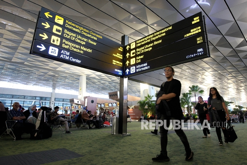 Bandara (ilustrasi).
