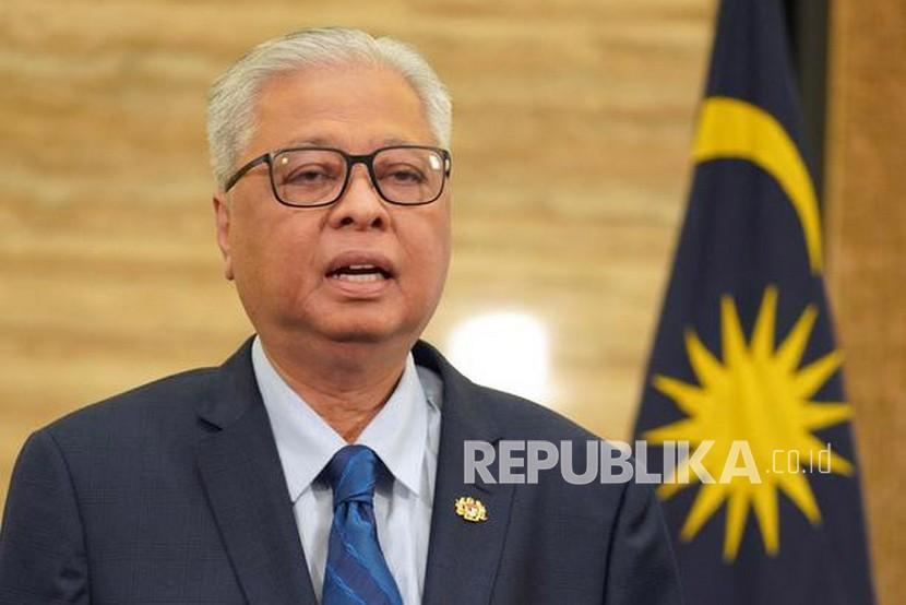 Perdana Menteri Malaysia Ismail Sabri Yaakob.