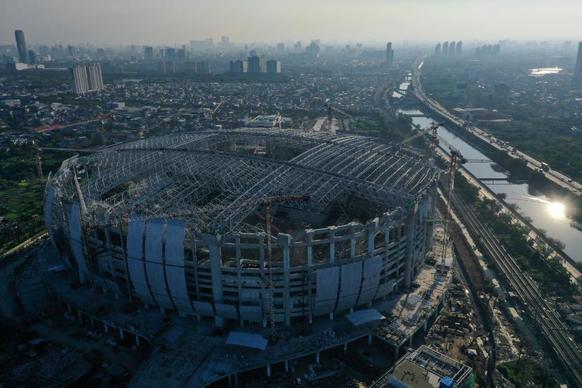 Pemprov DKI bersama PT KAI akan membangun stasiun baru di dekat Jakarta International Stadium (JIS), Kecamatan Tanjung Priok, Jakarta Utara.