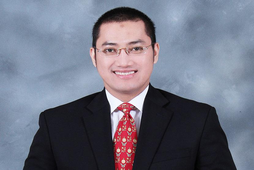 Founder Indonesian Competitiveness dan Economic Development (ICED) Institute, Jimmy Gani