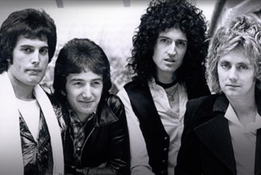 Freddie Mercury dan Queen