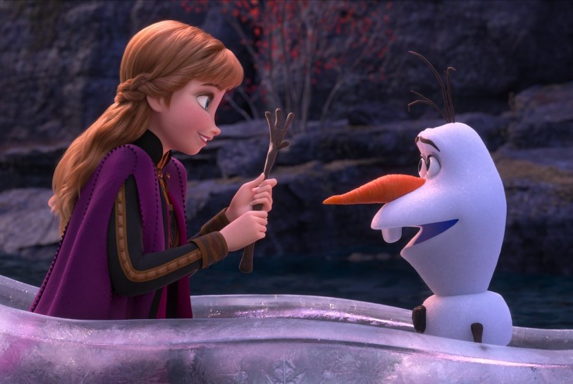 Lagu Lagu Frozen Ii Sulit Saingi Kemegahan Let It Go Republika
