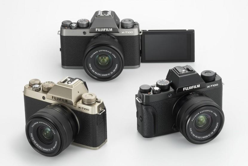 Fujifilm X-T100, Mirrorless Pro