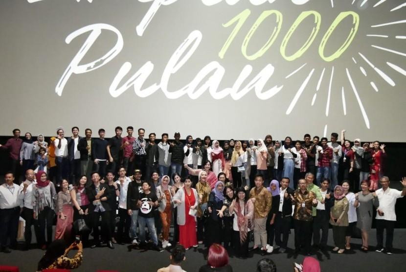 Gala Premiere Film Impian Seribu Pulau.