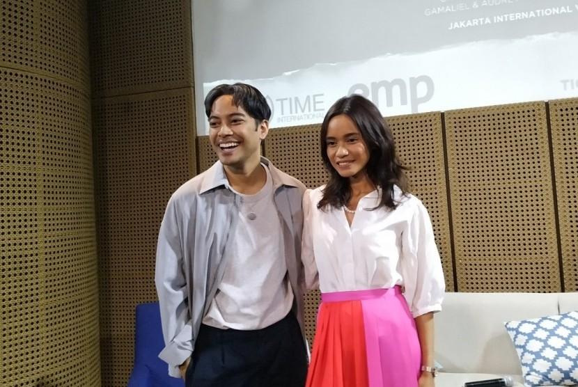 Gamaliel dan Audrey Tapiheru.