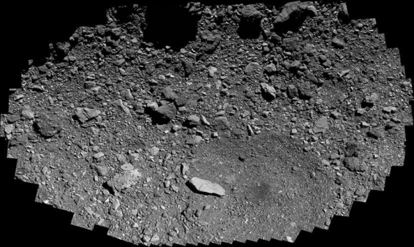 Pesawat NASA Mendarat di Asteroid Bennu
