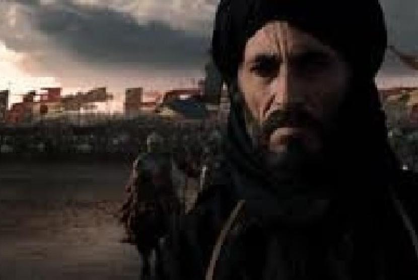 Gambaran Salahuddin al Ayubi dalam film Kingdom of Heaven