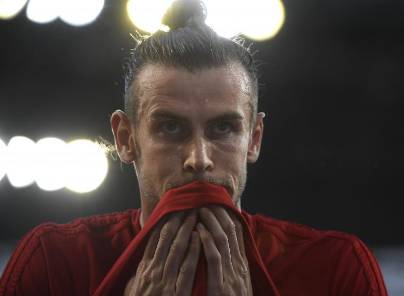 Mourinho Ingin Bale Bahagia Bersama Spurs