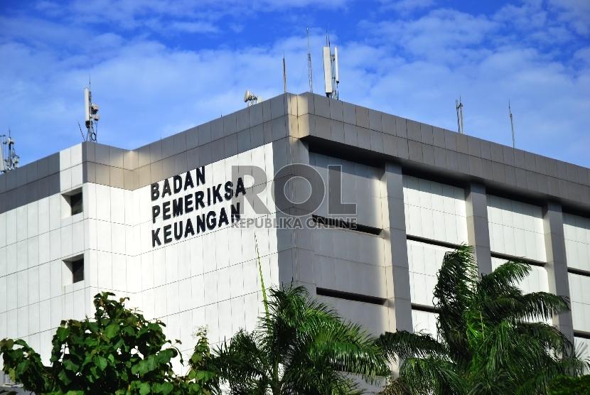 Gedung Badan Pemeriksa Keuangan (BPK).