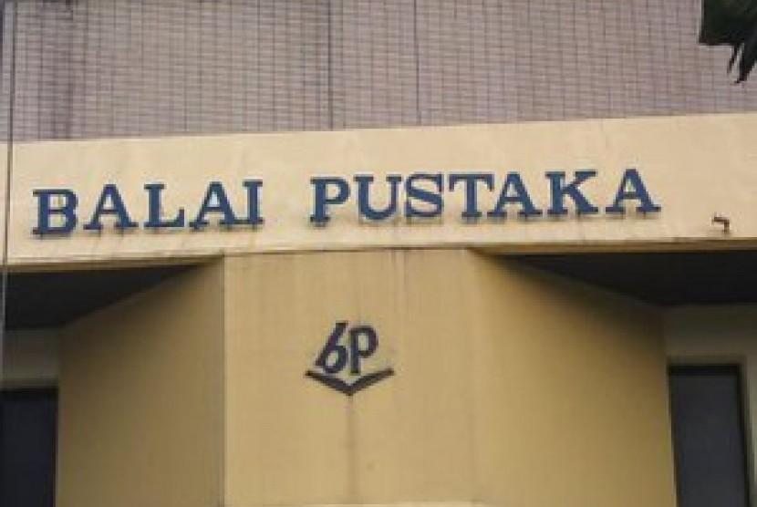 Gedung Balai Pustaka