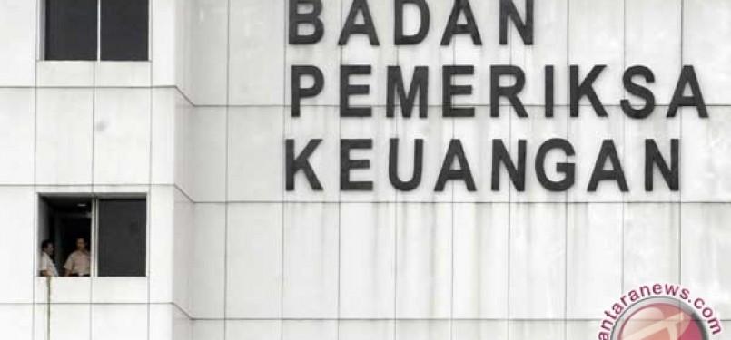 Gedung BPK di Jakarta.