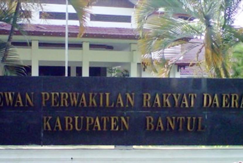 Gedung DPRD Bantul