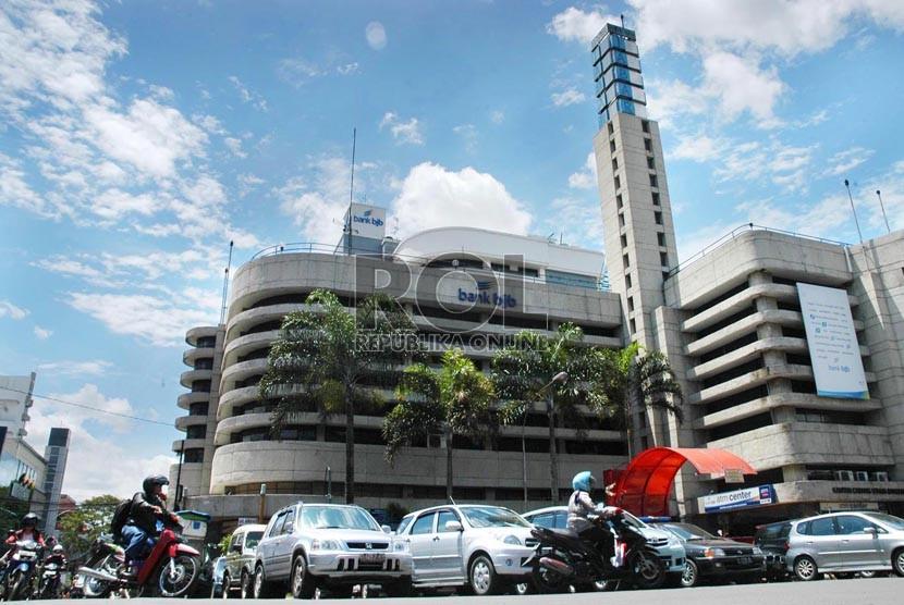 Gedung Kantor Pusat BJB di Bandung.