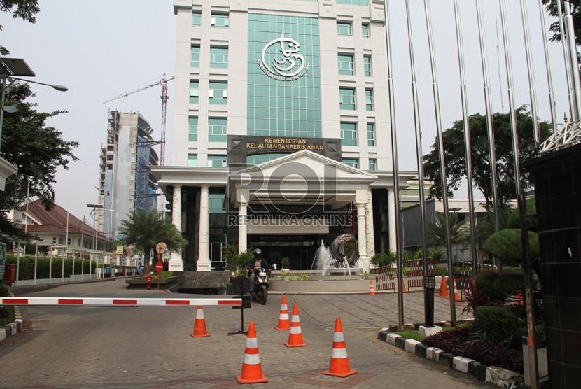 Gedung Kementerian Kelautan dan Perikanan (KKP)