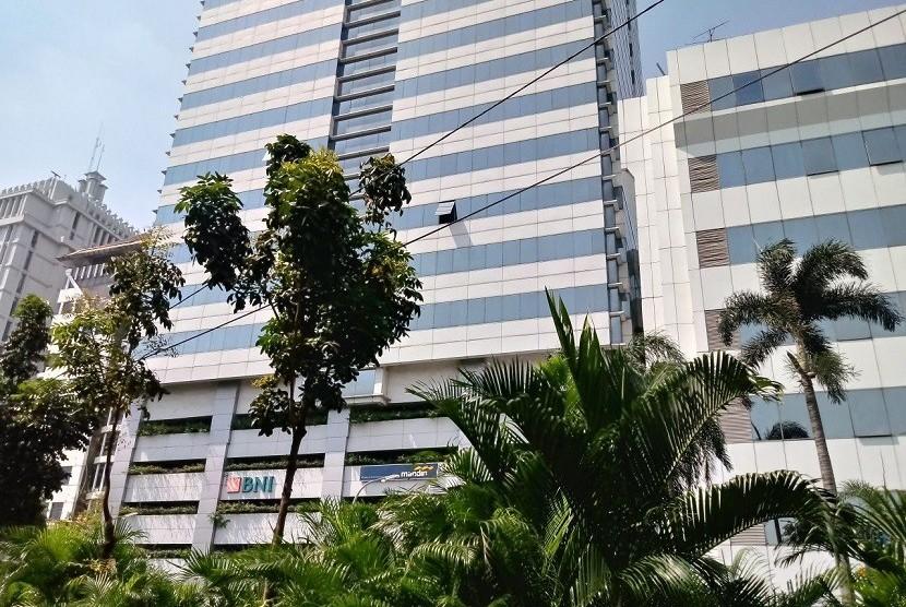 Gedung Kementerian Perhubungan.
