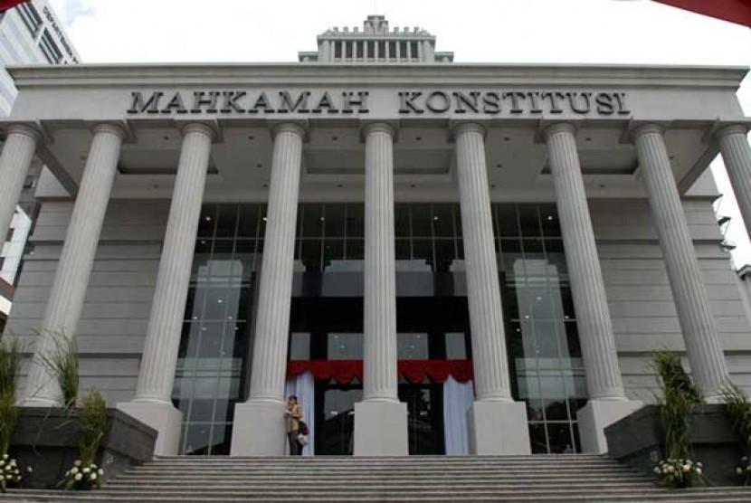 Gedung Mahkamah Konstitusi (MK) di Jakarta.