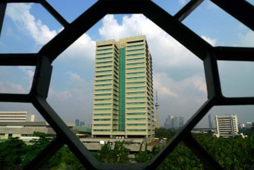 Gedung Nusantara I di Komplek MPR/DPR