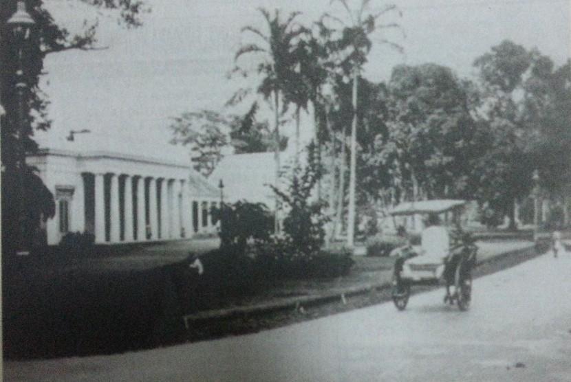 Gedung Lahirnya Pancasila Uud 1945 Dan Piagam Jakarta Republika Online