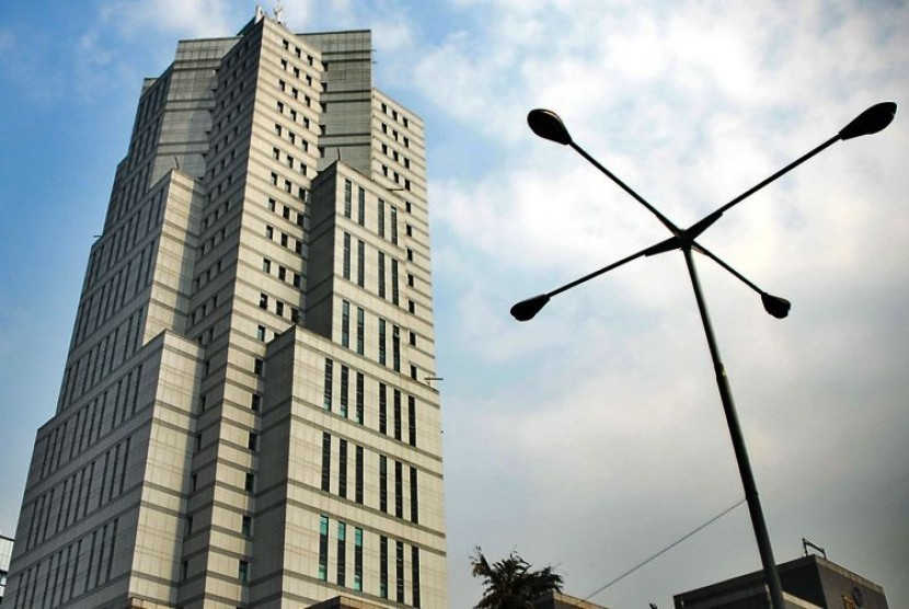 Gedung PT Medco di Jakarta.