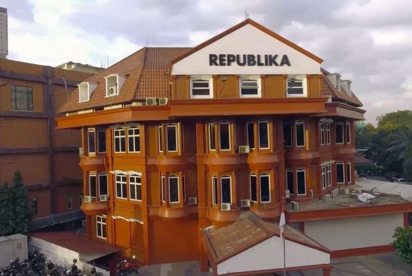 Gedung republika.co.id