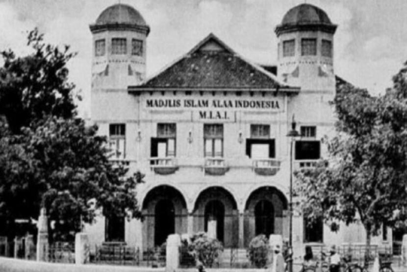 Gedung yang menjadi kantor Pusat MIAI