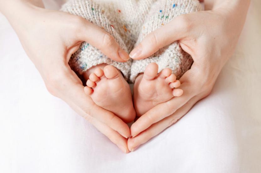 Studi Inggris: Antibodi Bayi Kuat Tangkal Covid-19 | Republika Online
