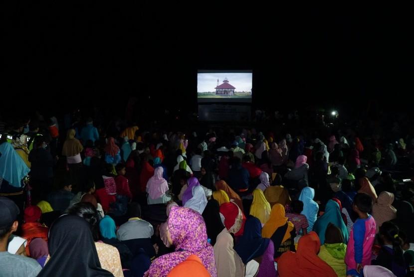 Gelaran 13 tahun Festival Film Purbalingga (FFP) 2019.