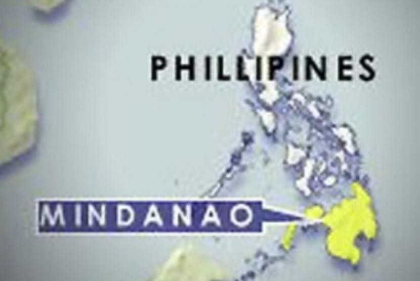 Gempa 7,1 SR terjadi Sabtu (29/4) dengan pusat gempa terjadi di Pulau Mindanao