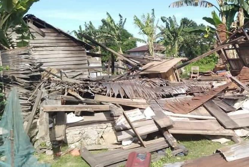 Gempa mengguncang Bali beberapa waktu lalu.