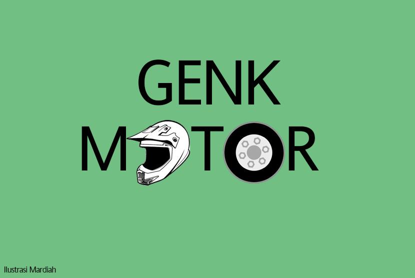 Geng Motor (Ilustrasi)