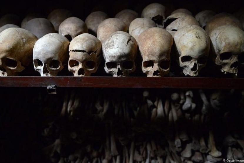 Genosida 1994 di Rwanda.