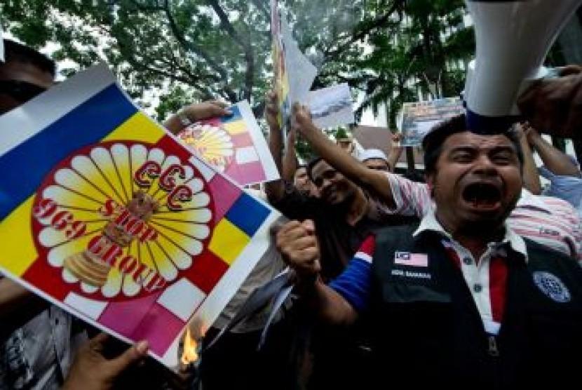 Gerakan 969 di Myanmar