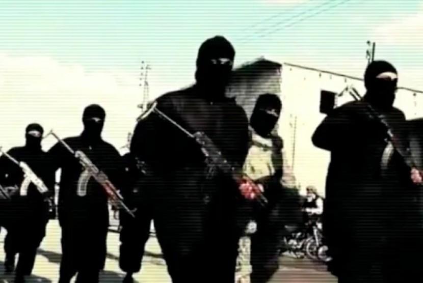 Gerakan ISIS (ilustrasi)