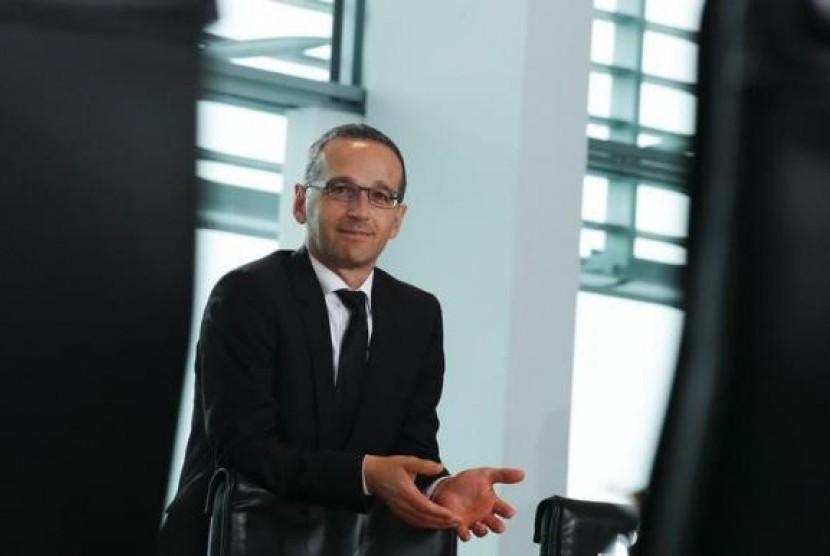 Menteri Luar Negeri Jerman Heiko Maas.