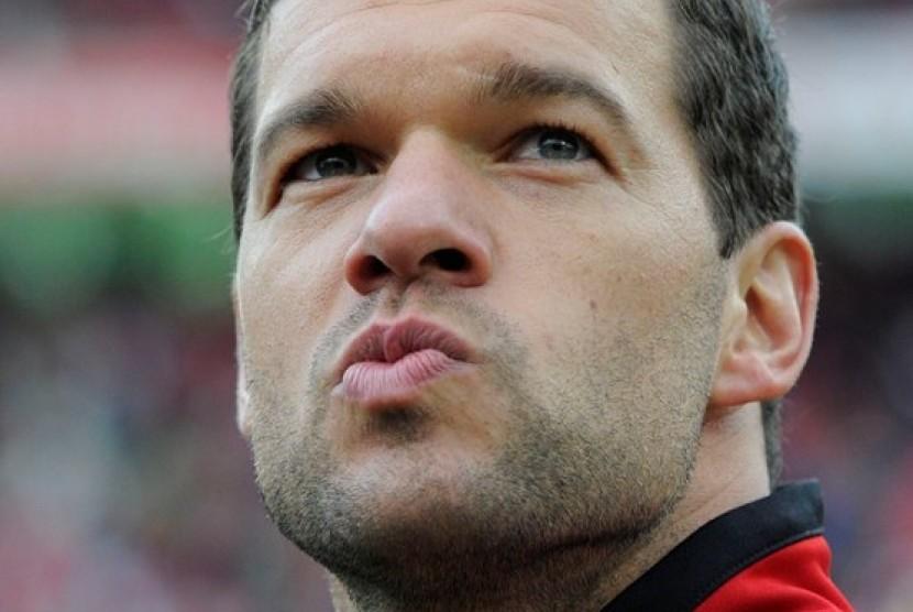 Germany Soccer Ballack Speeding