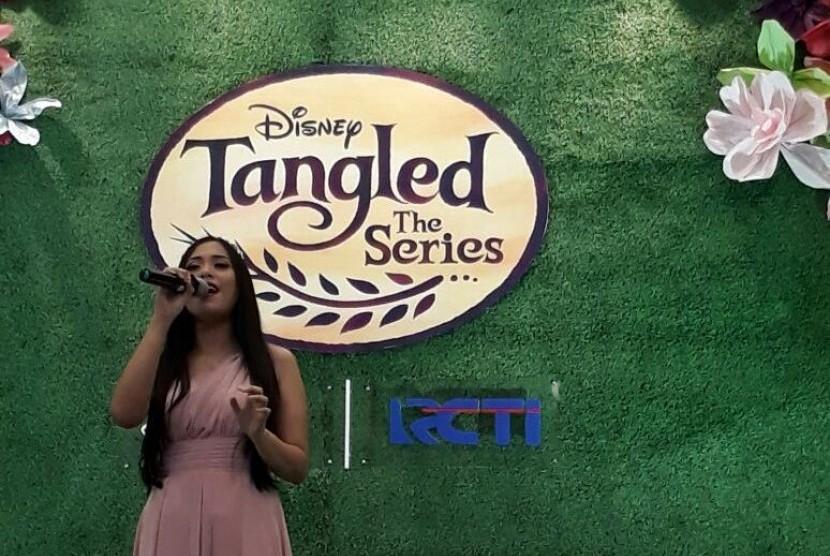 Mengintip Sosok Pengisi Suara Rapunzel Indonesia Republika Online