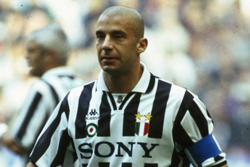 Vialli Ragukan Juventus Raih Scudetto | Republika Online