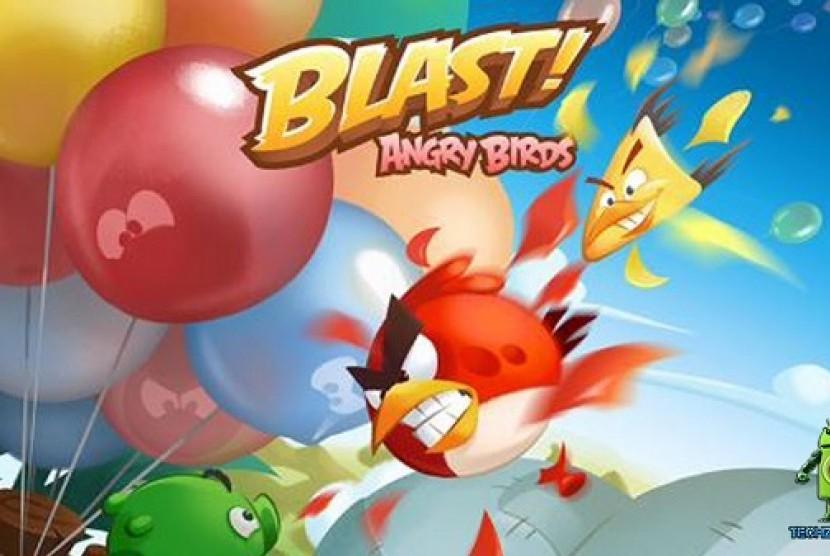 Gim Angry Birds Blast!