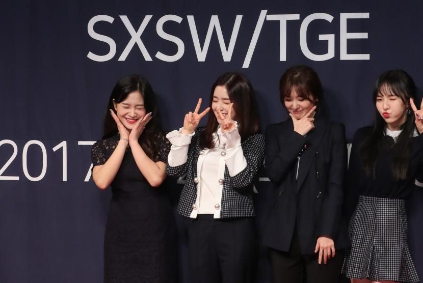 Girl band asal Korea Selatan, Red Velvet.