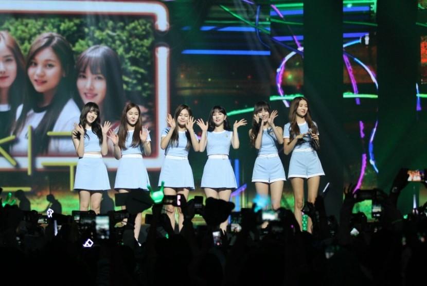 Girlband asal Korea Selatan, GFriend.