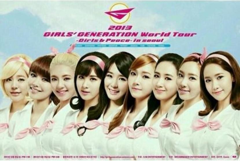 Girls Generation World Tour 2013