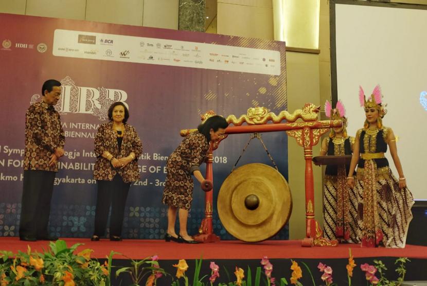 Gkr Hemas Yogyakarta Role Model Batik Dunia Republika Online
