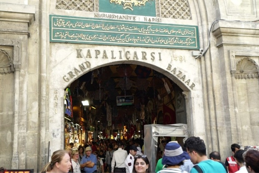 Grand Bazaar, Istanbul, Tukri